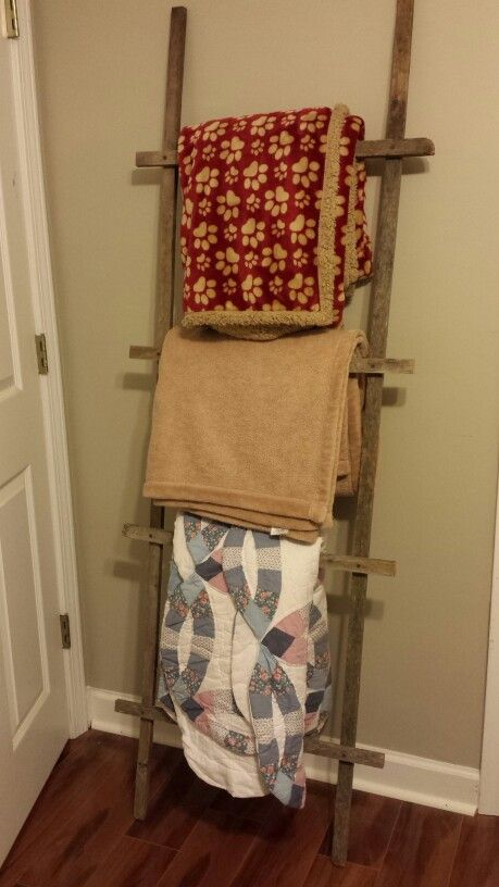 Tobacco stick ladder | Finished Projects | Pinterest ...