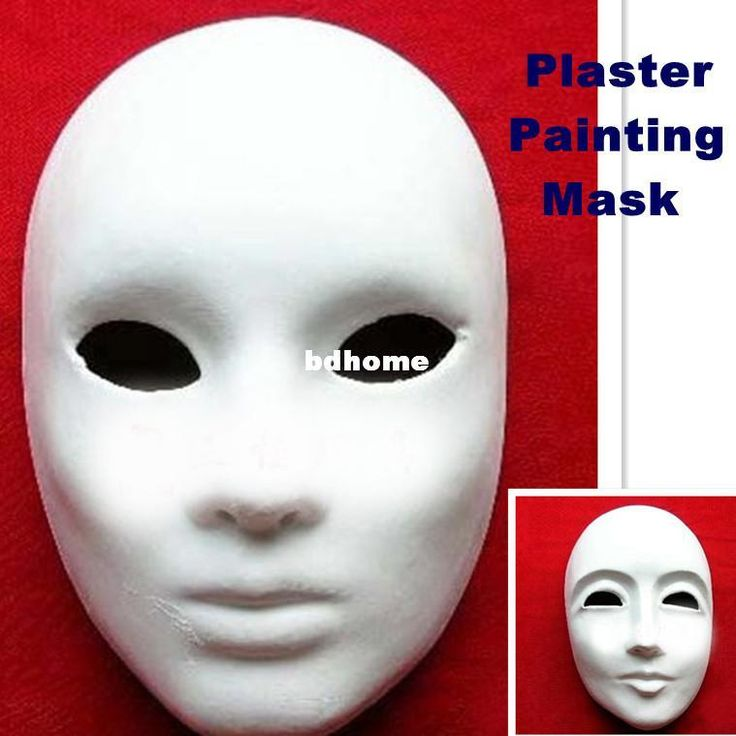 Wholesale Hand Painted Pulp Plaster Covered Paper Mache Blank Mask Female Male Mask With Elastic Feather Masquerade Ball Masks Feather Masquerade Masks From Bdhome, $75.19| Dhgate.Com