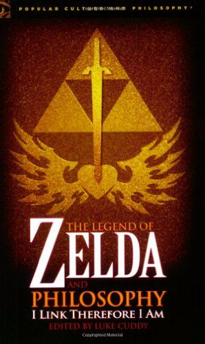 Is this real?! Bestseller Books Online The Legend of Zelda and Philosophy: I Link Therefore I Am (Popular Culture and Philosophy)  $14.93  - http://www.ebooknetworking.net/books_detail-0812696549.html
