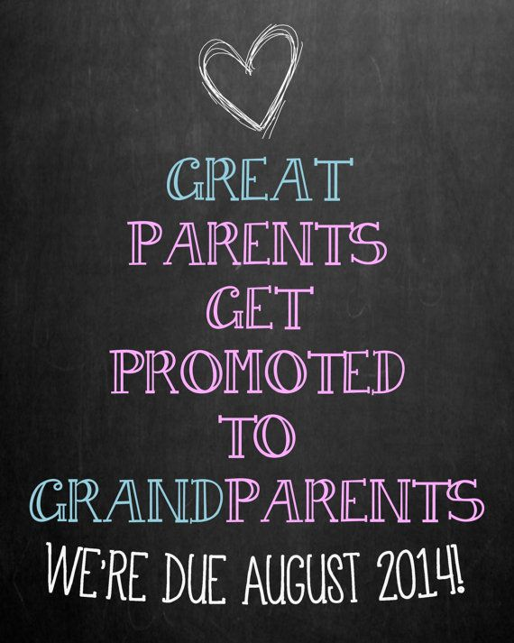 Pregnancy Announcement Cards Great Parents Get Promoted