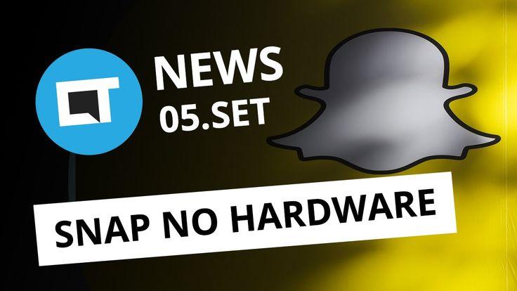 Snapchat pode fabricar dispositivos, Xbox antigo por um novo e + [CT News]