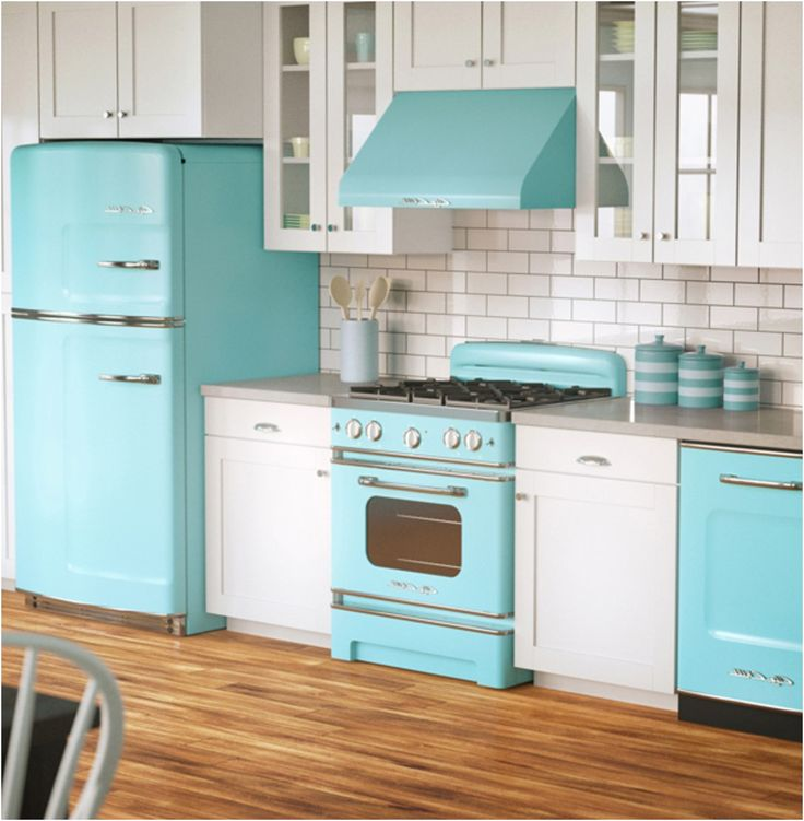 Best 25+ Retro Kitchen Appliances Ideas On Pinterest