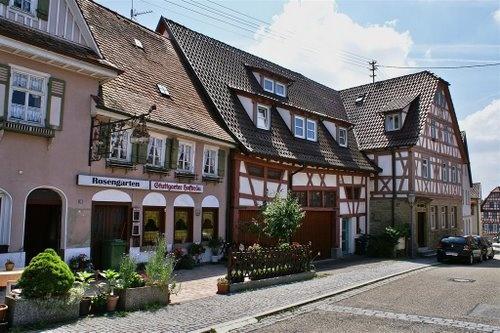 Ötisheim, Enzkreis, Baden-Württemberg, Germany - City, Town and Village of the world