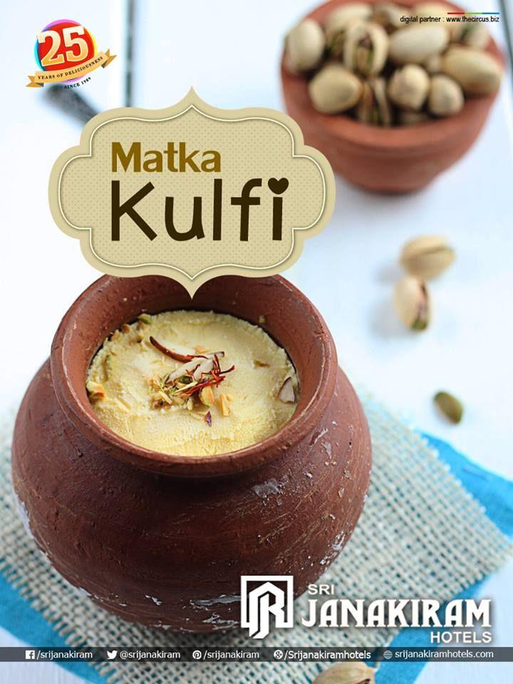 Matka Kulfi! Quite tasty and has wonderful fragrance. A special treat for children and adults alike. #MatkaKulfi #DairyDay #yummy #Icecream #summer_treat
