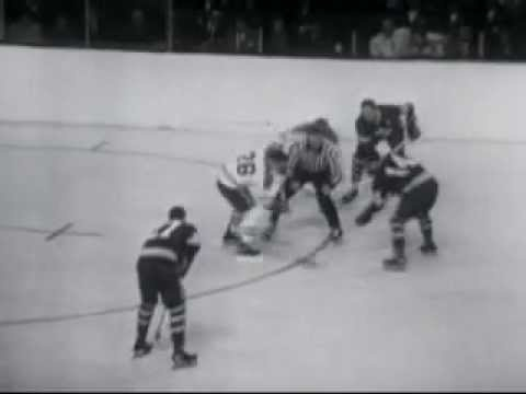 1967 - Toronto Maple Leafs Win The Stanley Cup. Full Game.
