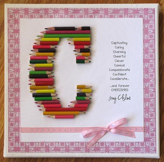 58 Best Images About Crafty Kid Letters On Pinterest