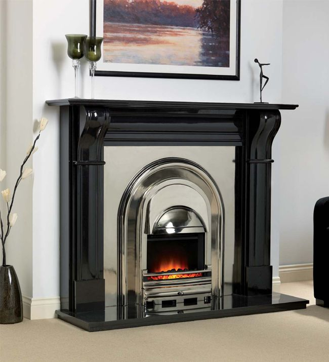 19 best Granite Fireplaces images on Pinterest   Granite fireplace ...