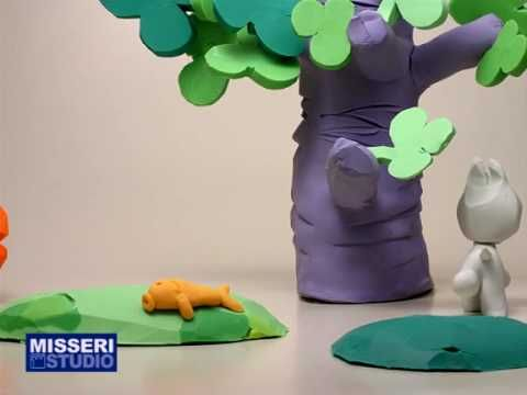 Mio Mao (new series, aired 2003-2006) - The Kingfisher - YouTube. Italian-English claymation collaboration