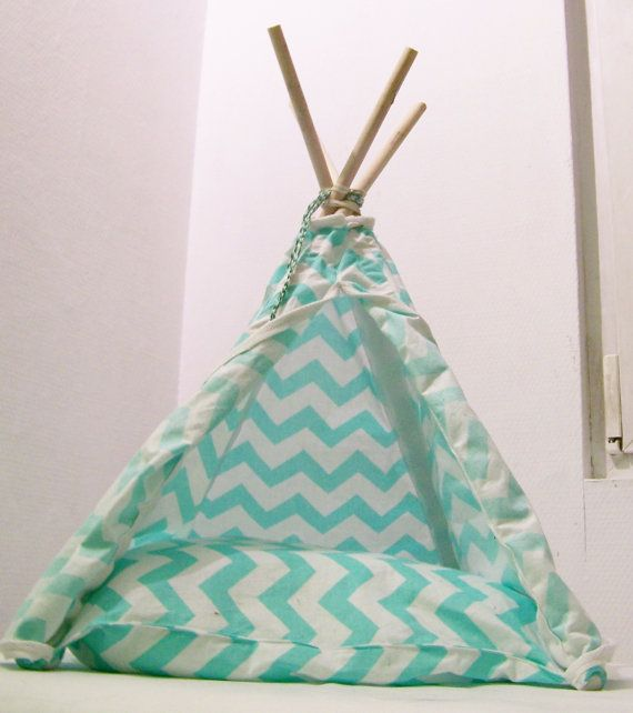 Small TEEPEE for kitten/ferret/rabbit/guinea pig etc