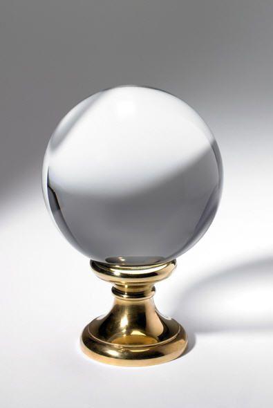 Boule d'escalier - Cristal Decors - Decofinder