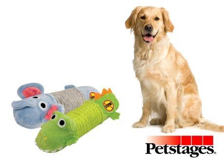 Image of No Mess Stuffing Free Big Squeak Toys