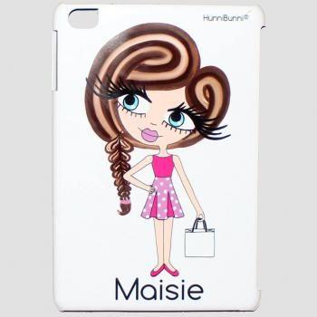 HunniBunni Little Miss Hard Personalised Tablet Case