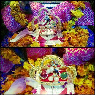 My life with Lord Krishna: CELEBRATING JANMASHTAMI 2016