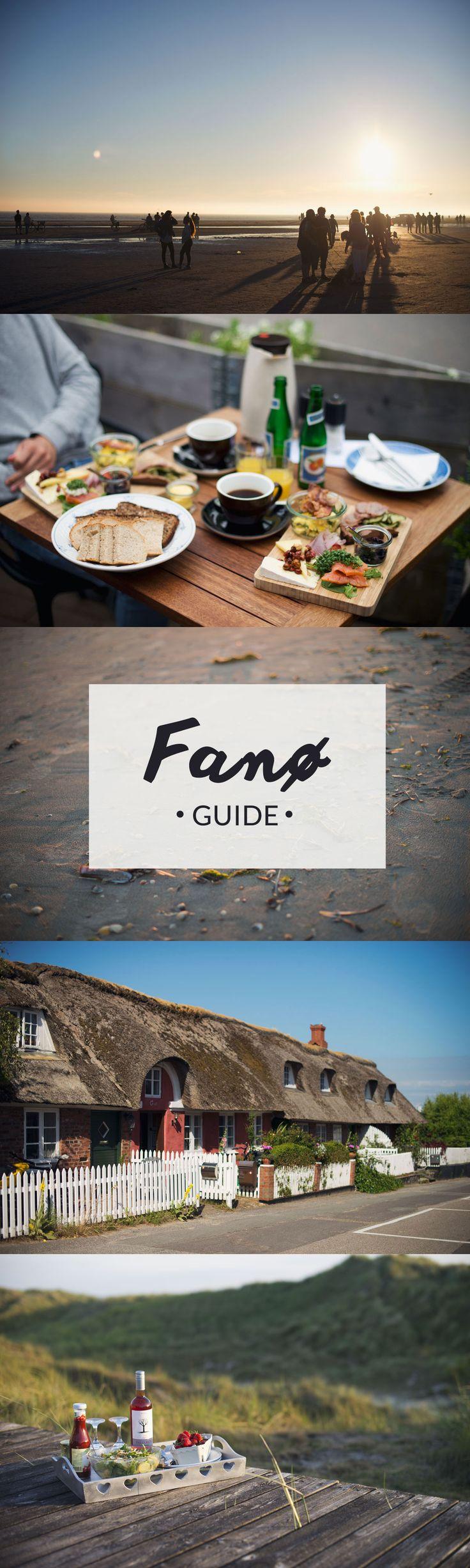 Guide til Fanø (Frk. Kræsen)