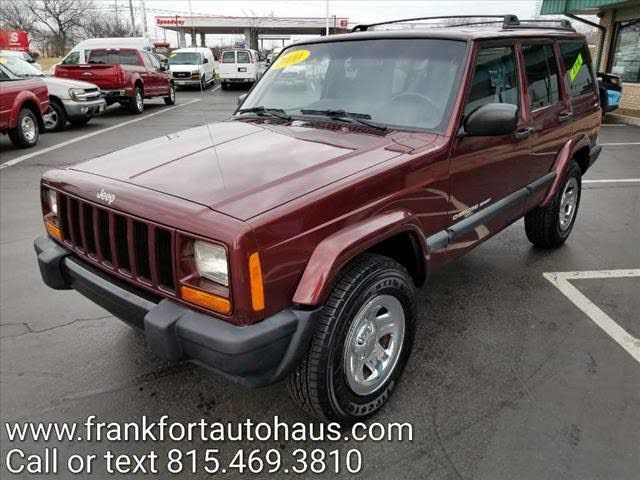 Used 2001 Jeep Cherokee For Sale In Indianapolis In Cargurus