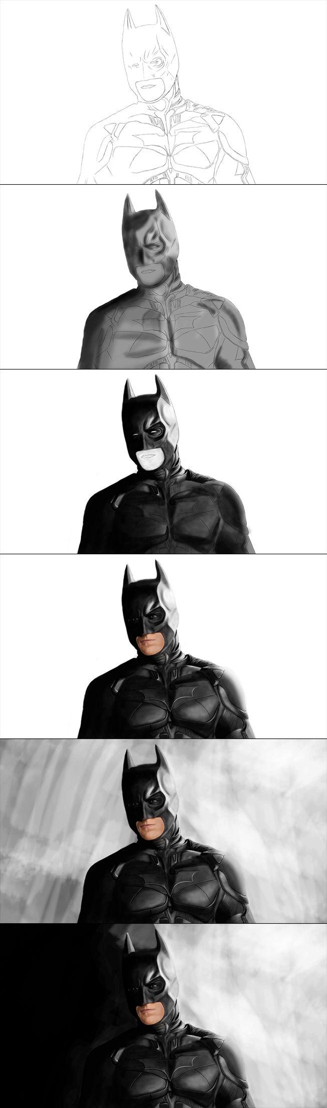 Batman - Pen Tablet