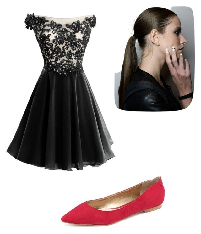 """""""Homecoming 5"""" by mcki1989 ❤ liked on Polyvore featuring Sam Edelman"""