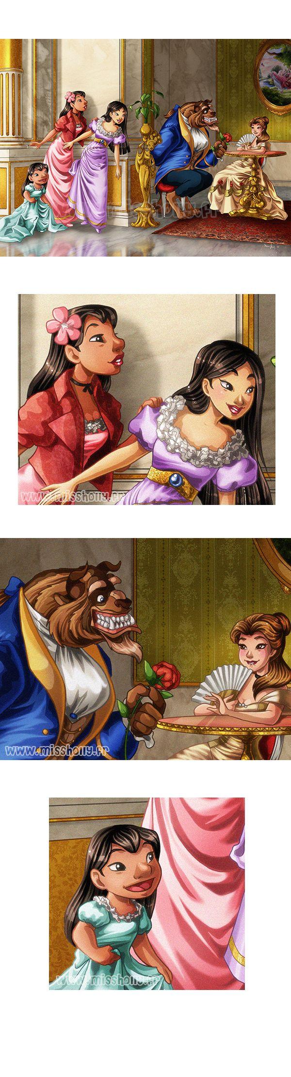 Princess by Tseumpfeuh