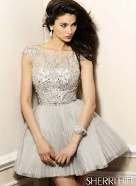 17 Best images about Dresses for damas on Pinterest  Silver prom ...