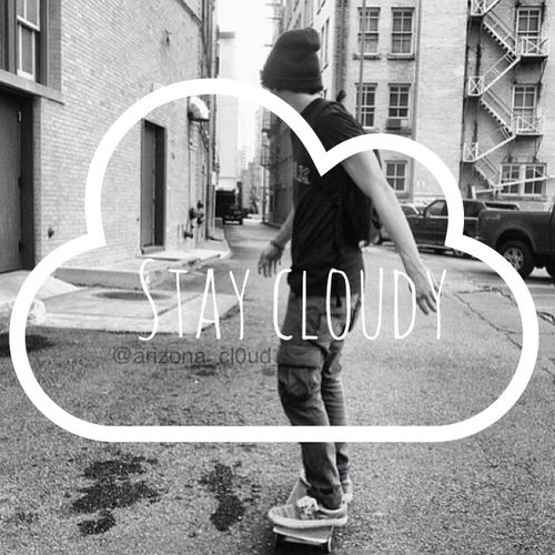 Stay Cloudy Jc Caylen #caylencloud