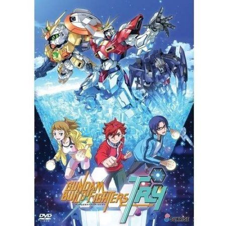 Gundam Build Fighters: Try - The Complete Collection