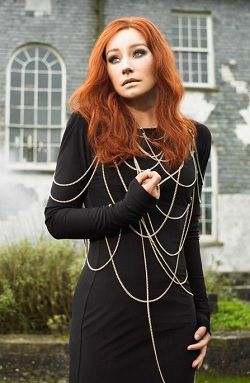 My definition of ethereal beauty! Tori Amos.