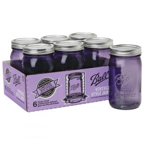 Find the Ball Heritage Collection Quart Jars - Purple by Ball at Mills Fleet Farm.  Mills has low prices and great selection on all Canning.
