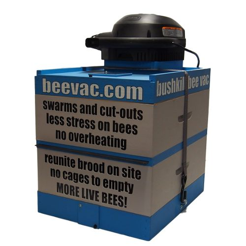 Beekeeping! Bee vacuum PDF Plans I Built this, works great - fresh apiary blueprint examples