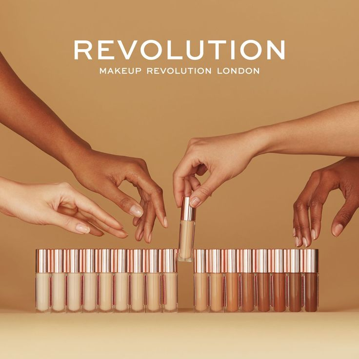 """9,974 Likes, 277 Comments - Makeup Revolution (@makeuprevolution) on Instagram: """"The wait is over! Shop our new Conceal & Define Concealer now on tambeauty.com and @superdrugloves.…"""""""