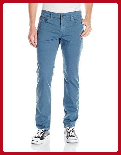 Joe's Jeans Men's Kinetic Twill Brixton Straight and Narrow Jean in Stevenson Colors, Deep Royal, 38 - Mens world (*Amazon Partner-Link)