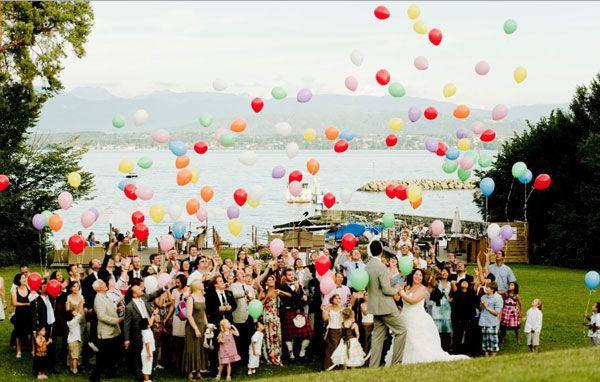 Un lâcher de ballons est une façon poétique et romantique de célébrer un événement. Retrouver les informations pratiques : comment procéder, réglementation
