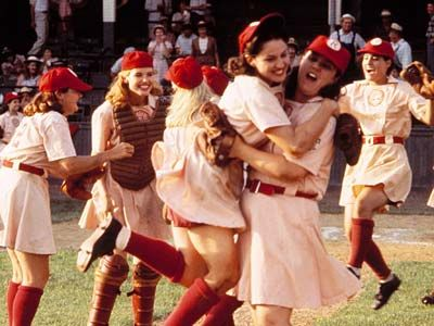 A League of Their Own: Film, Awesome Movie, Fav Movie, Toms Hanks, Geena Davis, Favorite Things, Girls Power, Madonna, Favorite Movie