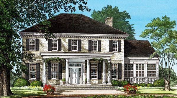 Best 25 Colonial House Exteriors Ideas On Pinterest