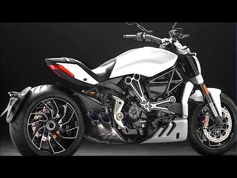 Ducati Will Unveil Its 2018 Xdiavel S In A New Iceberg White Color