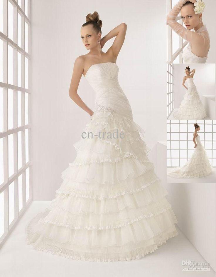1000  ideas about Wholesale Wedding Dresses on Pinterest - Empire ...