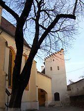 Turnul Mariei, Mediaș, Foto: WR