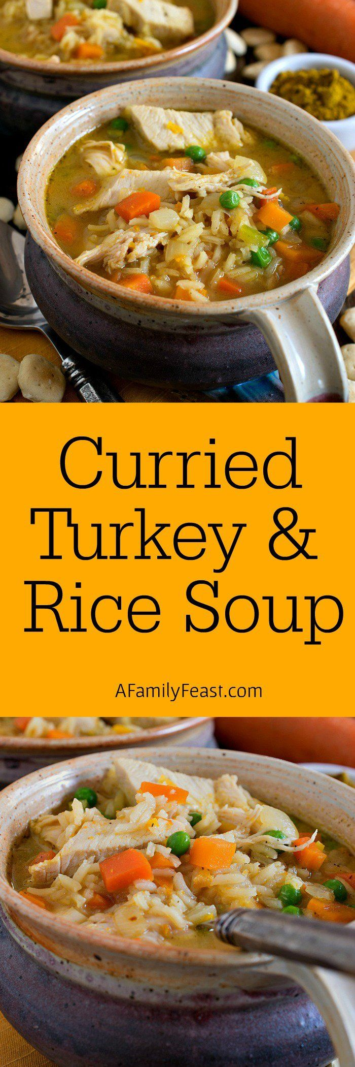 ... Turkey Curry on Pinterest | Turkey curry recipe, Leftover turkey curry