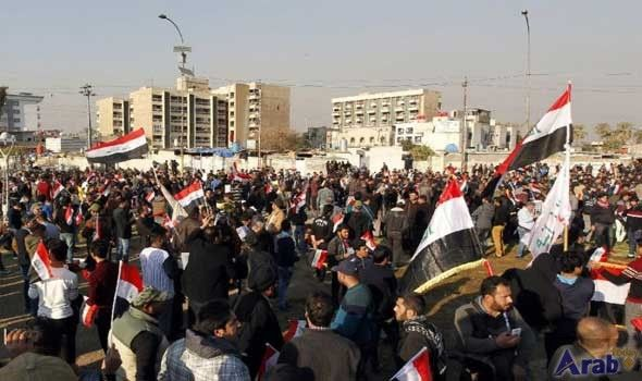 Iraq cleric supporters demand electoral reform