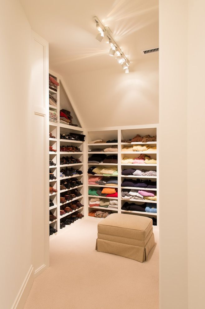 Closet Maid Shelving With Traditional