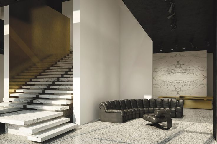 Alexander Wang's second flagship store in Beijing by French architect Joseph Dirand.