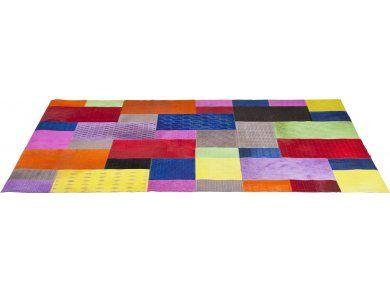 Dywan Patchwork kolorowy