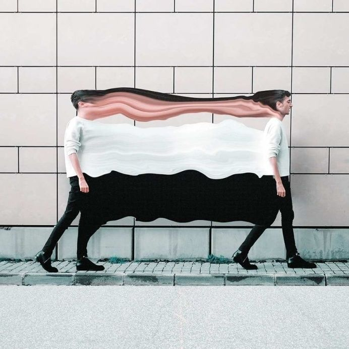 Crawler Series by Sakir Yildirim in Manipulations