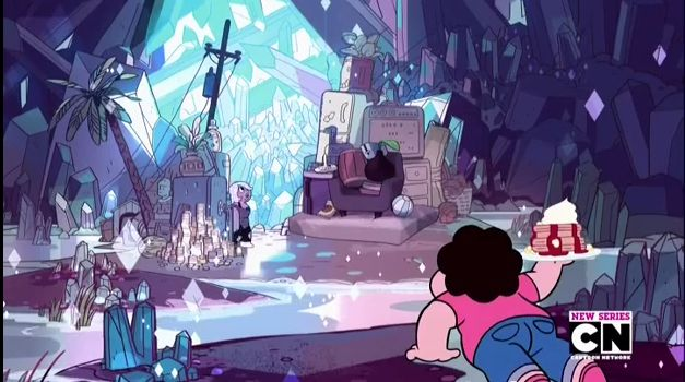 Amethyst S Room Which First Appears In The Episode