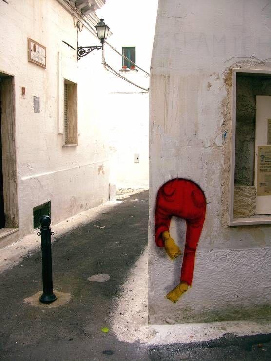 Art, graffiti, murals by Os Gêmeos (12)