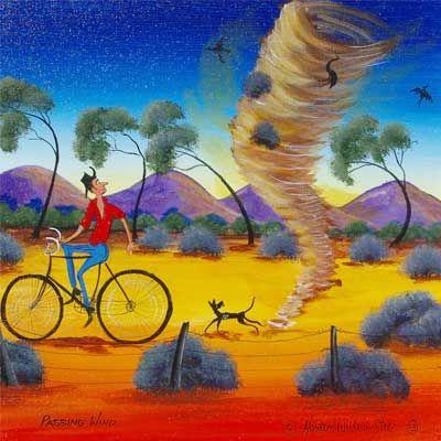 Passing Wind - Howard Steer