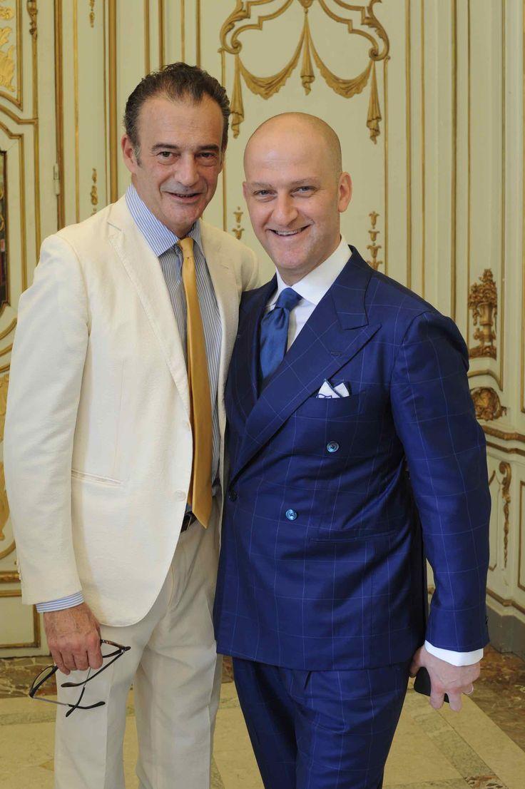 Alessandro Calascibetta, Giuseppe Santoni #Santoni #SantoniShoes #Santoni4Men #SantoniSS17 #MFW #Dilettevole #GiuseppeSantoni