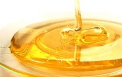 Egg and Honey home-made hair treatment. For sheen, softening, strength, and growth.