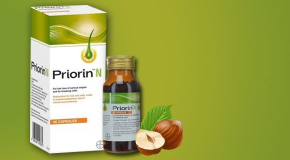 Priorin Vitamins Vitamins Supplements