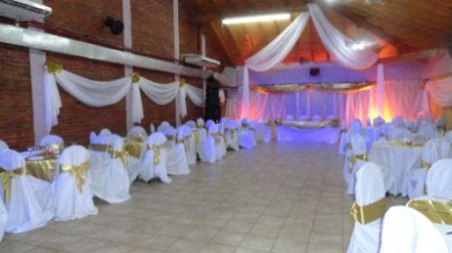 Decoracion de salones con telas para 15 a os buscar con for Telas para decorar salones