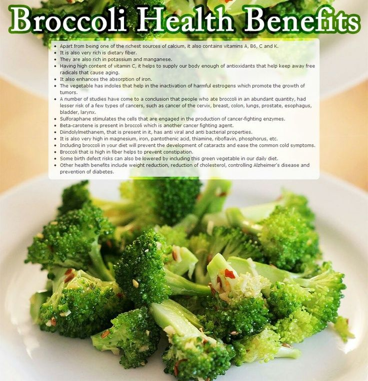 ahealthblog:  Even strains of bacteria which have been found resistant to antibiotics were effectively reduced in the presence of broccoli
